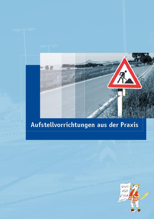 Broschüre Aufsteckhalter Murken Verkehrstechnik