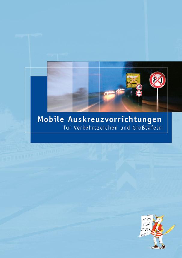 Broschuere Auskreuzvorrichtungen Murken Verkehrstechnik