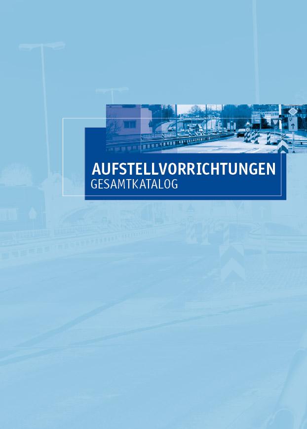 Katalog Aufstellvorrichtungen Murken Verkehrstechnik